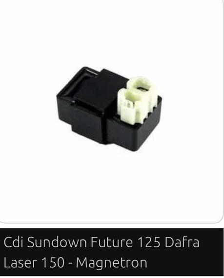 Cdi Future 125, Laser 150