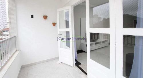 Imagem 1 de 18 de Apartamento Com 4 Dorms, Gonzaga, Santos - R$ 799 Mil, Cod: 64152971 - V64152971