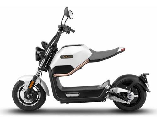 Imagen 1 de 11 de Scooter Eléctrica Miku Max, 0km, Entrega Inmediata!!!