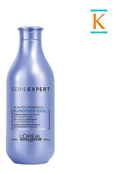 Loréal Professionnel Shampoo Matizador Blondifier Cool 300ml