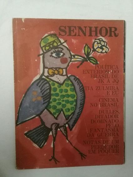 Revista Senhor Maio De 1961