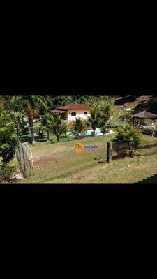 Chácara Residencial À Venda, Village, Angra Dos Reis. - Ch0003