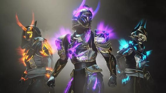 Destiny 2 - Solstício Dos Heróis 2020