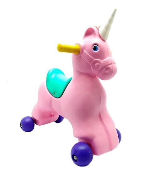 Andarin Vegui Unicornio Pata Pata Caballito Andador Hermoso!