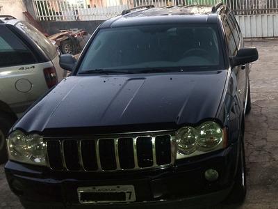 Jeep Grand Cherokee Limited V8 4.7l 2005 Preta