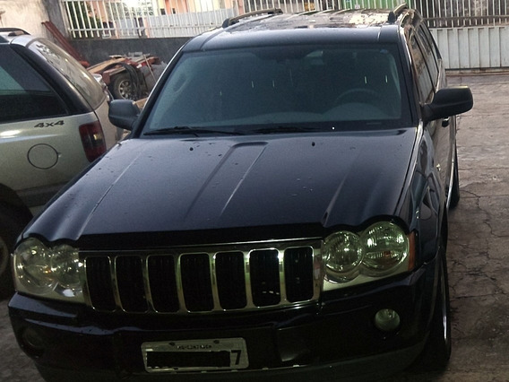 Jeep Grand Cherokee Limited V8 4.7l 2005 Preta