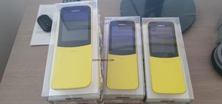 Celular Nokia 8110 Dual Chip Rádio Wi-fi Lacrado Original
