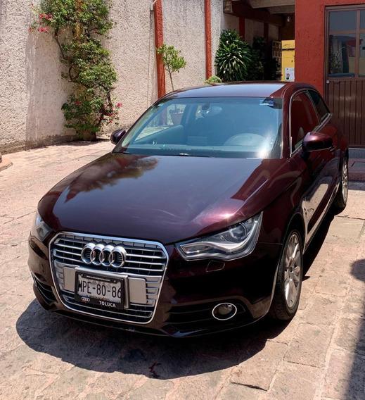 Audi A 1 Año 2013 Ego- Stronic Dsg