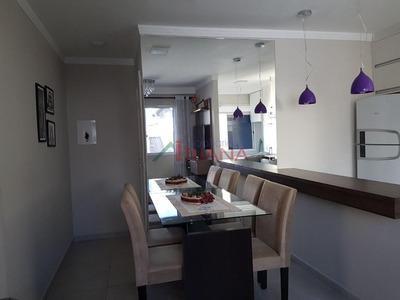Apartamento Residencial À Venda, Jardim Rancho Grande, Itu. - Ap0457