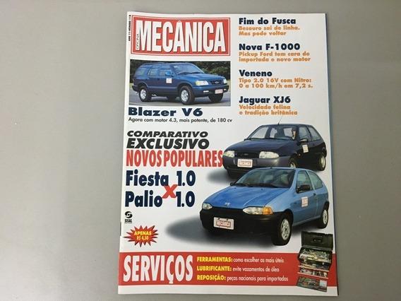 Revista Oficina Mecânica N.o 118 - Julho 1996
