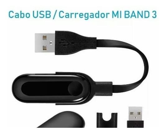 Carregador Usb Mini Band 3 Original Xiaomi