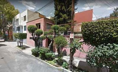 Venta De Casa En Condominio En Portales Sur Benito Juarez