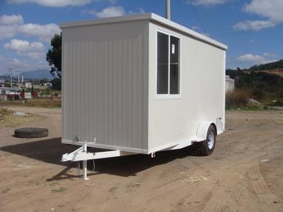 Bodega Oficina Movil 1.5 Ton. Nuevo Con Serie Para Emplacar