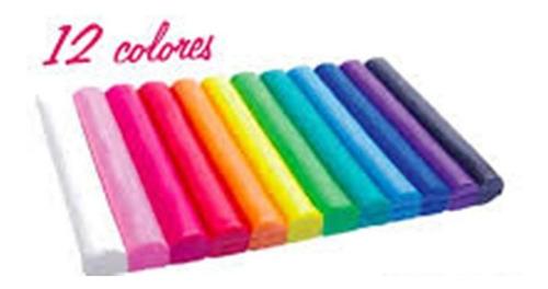 Plastilina De Colores 2 Empaques