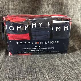 Pack 3 Pz Boxer Tommy Hilfiger 100% Original