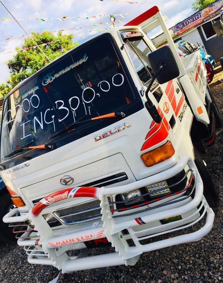 Super Ofertas D Camiones Daihatsu Delta Cama Corta 2000