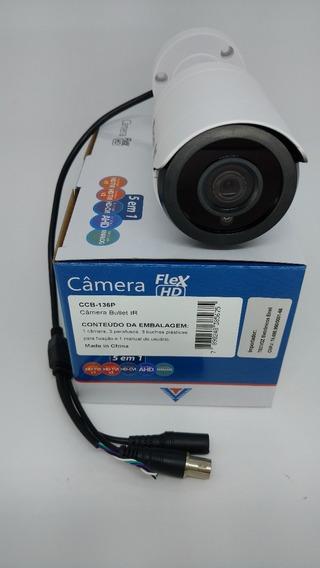Camera Tecvoz Bullet Ccb136p 1 Mega Flex Hd 5em1