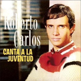 Roberto Carlos Canta A La Juventud - Cd Mpb