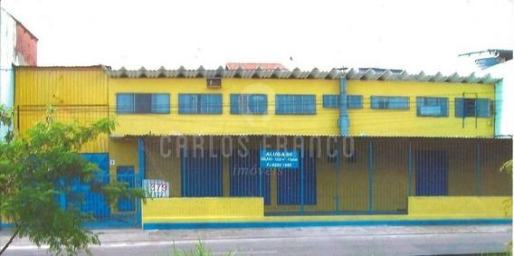 Galpão Industrial Na Vila Matilde - Cf7815