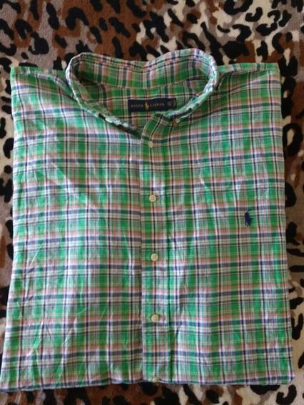 Camisa Ralph Lauren Original Xxl