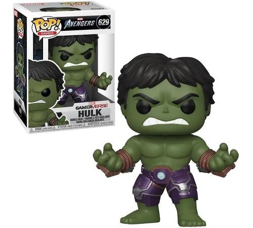 Funko Pop! Hulk #629 Gamerverse Avergers Marvel Magi4ever