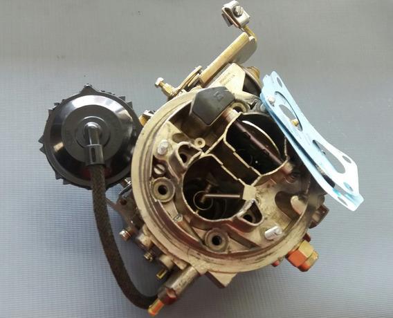 Carburador Gol Quadrado Ap 1.8 Tldz Álcool Orig Weber Vácuo