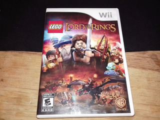 Lord Of The Rings Nintendo Wii