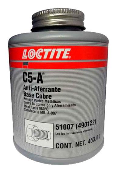 Anti-aferrante C5-a Loctite Bote De 453.6 Gr