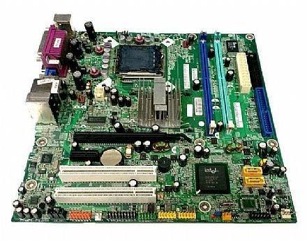 Sn - Placa Mae 775 Ddr2 Lenovo L-i946f