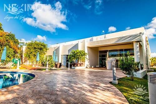 Imagen 1 de 5 de Terreno En Venta El Lagos Del Sol, Quintana Roo, Benito Juarez