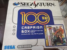 Sega Saturn 1geracao+5 Jogos+ Cartucho Cdplus.