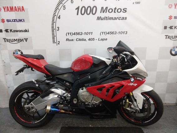 Bmw S 1000 Rr 2013 Otimo Estado Aceito Moto