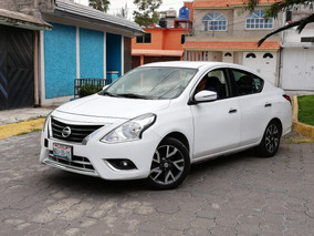 Nissan Versa 1.6 Exclusive L4 At Asegurado