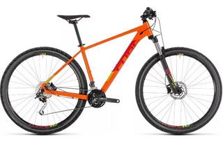 Bicicleta Cube Analog R29 27v Deore + Rock Shox + Bloq +hidr