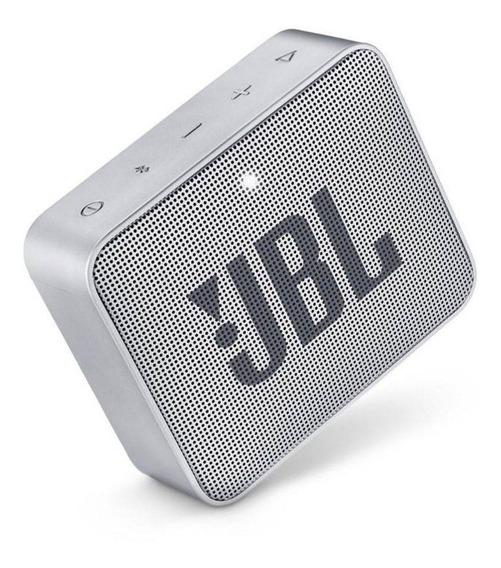 Caixinha Jbl Original Go 2 Lacrada Com Bluetooth Nota Fiscal P