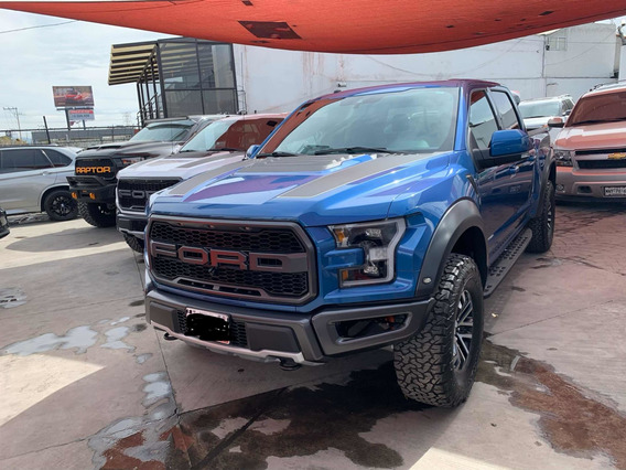 Ford F-150 3.5 Raptor Doble Cabina 4x4 At 2019