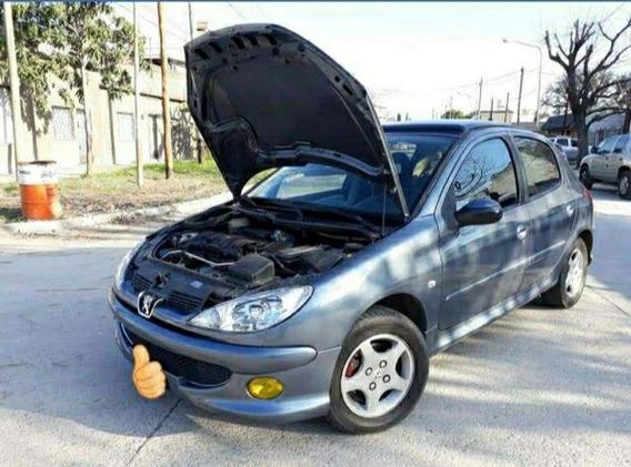 Peugeot 206 Xt Premium