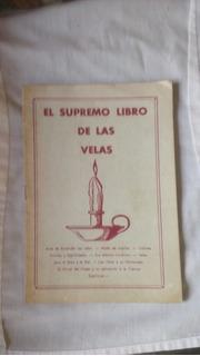 El Supremo Libro De Las Velas