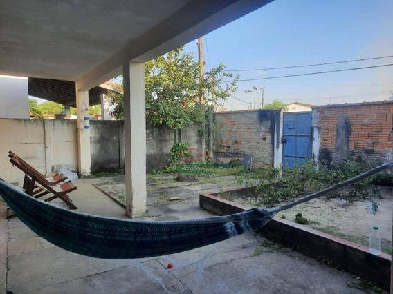 Casa Com 3 Dormitórios À Venda, 130 M² Por R$ 140.000,00 - Residencial Vale Das Acácias - Pindamonhangaba/sp - Ca3510