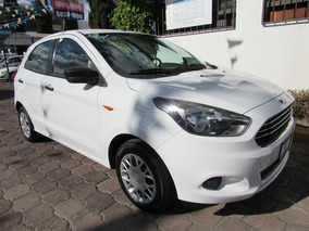 Ford Figo 1.5 Impulse Aa Hatchback Mt Blanco 2016