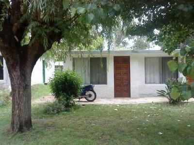 Alquilo Casa En Balneario Santa Ana. 096625427-097434048
