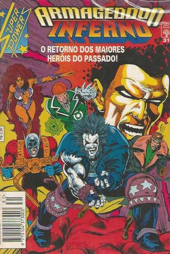 Super Powers 31 - Abril - Bonellihq Cx130 A J19