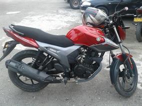 Yamaha Szr 150 2016