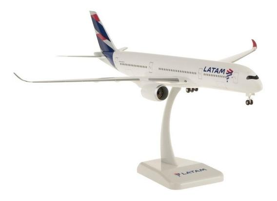 Miniatura Latam Airbus A350-900 1:200 Hogan