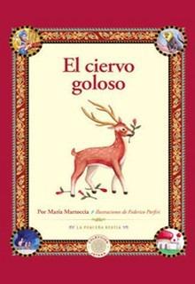 El Ciervo Goloso, Maria Martoccia, Ed. Bestia Equilátera