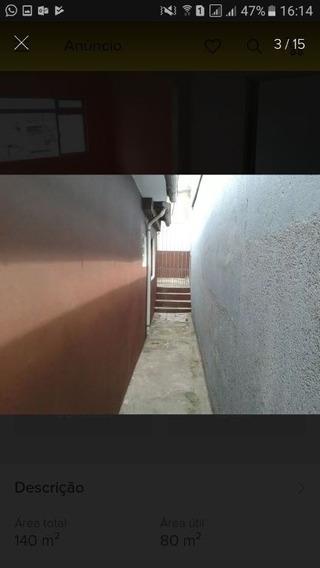 **casa Espaçosa Com Edícula Em Guarulhos, Bairro Torre Tibagy** - 170-im306490
