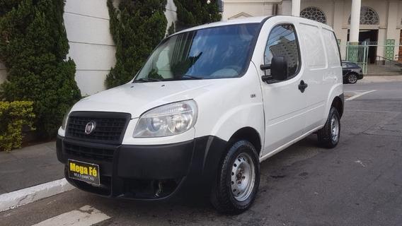 Fiat Doblo Cargo 1.4 Flex 2012 Branco Nova