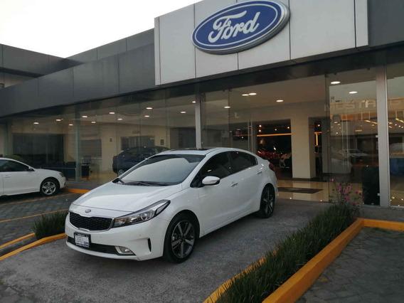 Kia Forte Sedan 2018 4 Pts. Sx, Ta6, Climatronic, Piel, Qc,