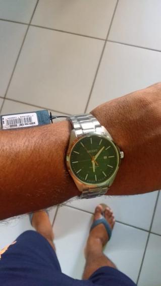 Relógio Oriente Prata