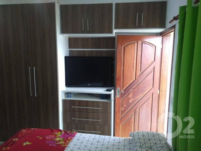 Casa Com 3 Dormitórios À Venda, 104 M² Por R$ 285.000 - Ca0135